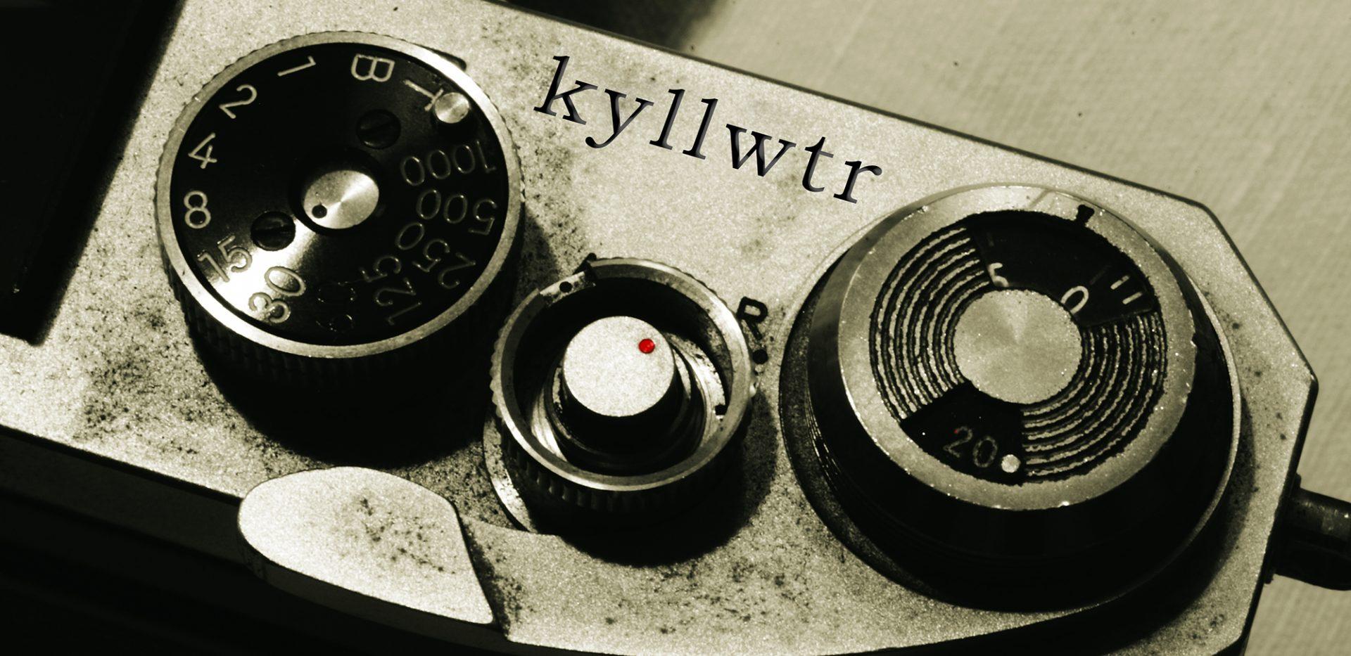 Kyllwtr's blog