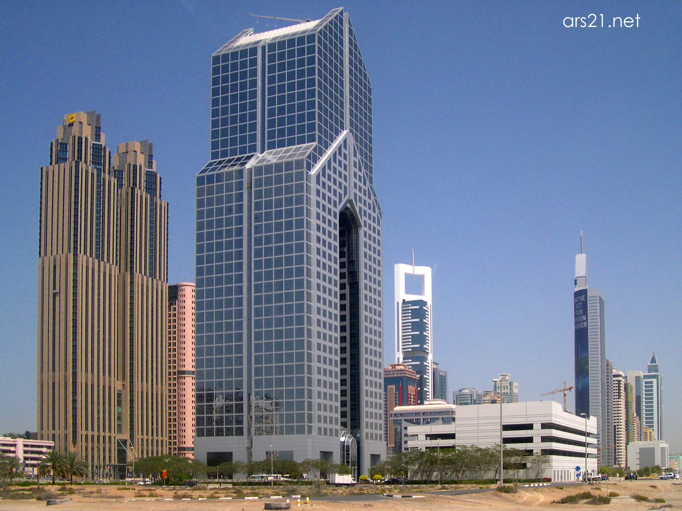 Famous buildings of the world: 12/01/2009 - 01/01/2010